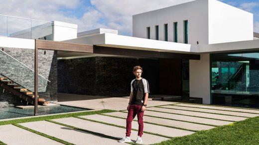 Tour Zedd's $16 million dollar home