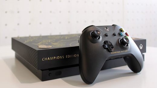 Xbox One X x Real Madrid Collaboration