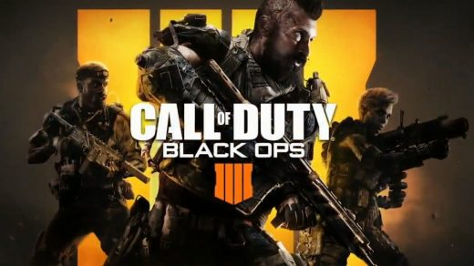 Call of Duty: Black Ops 4 / Blackout Trailer