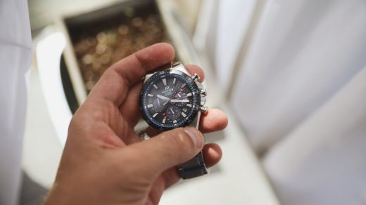 Casio Edifice EQS800CDB-1AV review