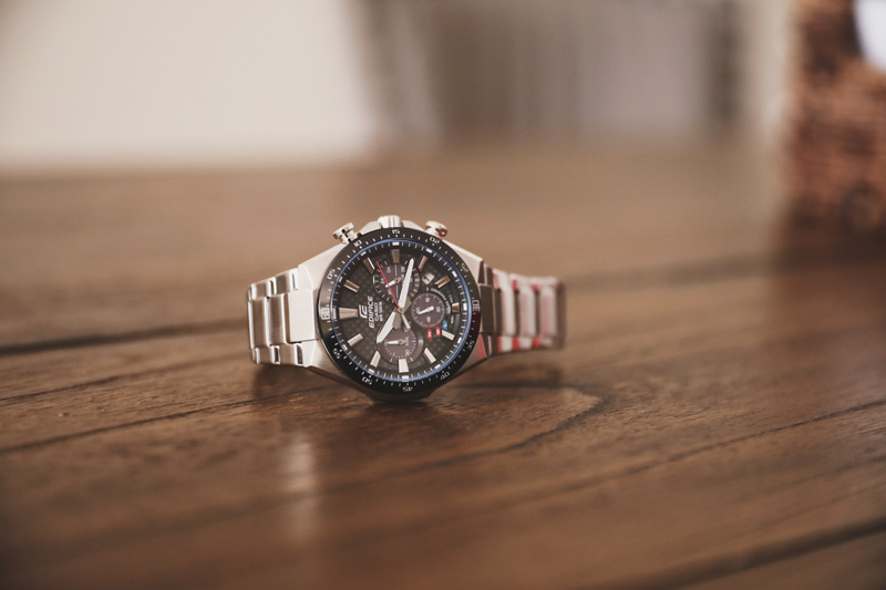 Solar Powered Watch Review