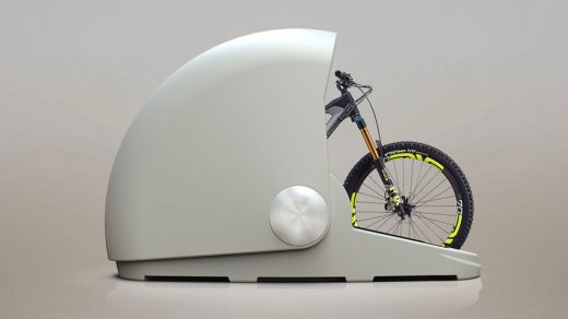 The Alpen Bike Capsule