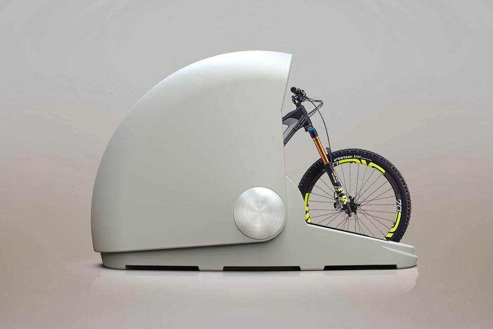 The Alpen Bike Capsule