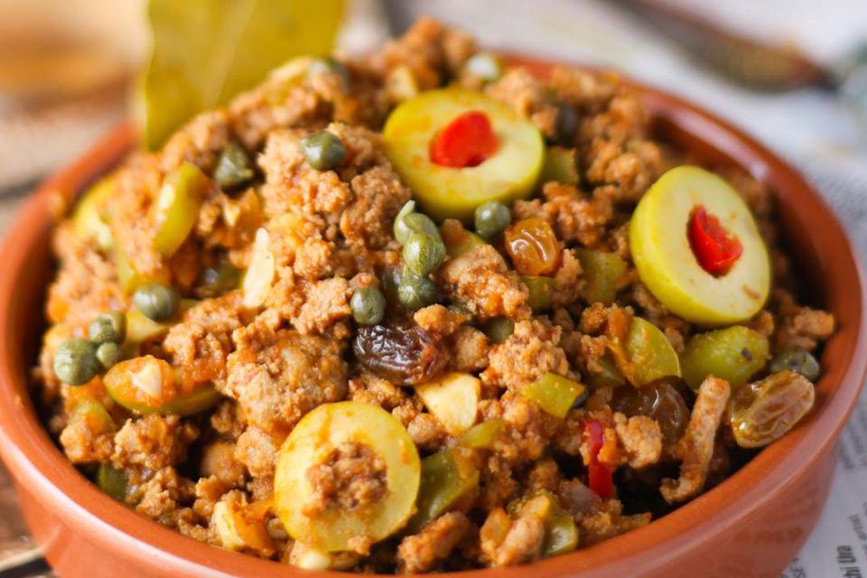 Turkey Picadillo Recipe
