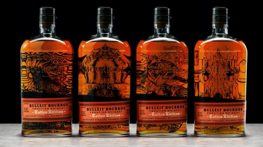 Bulleit Bourbon Tattoo Edition Collection