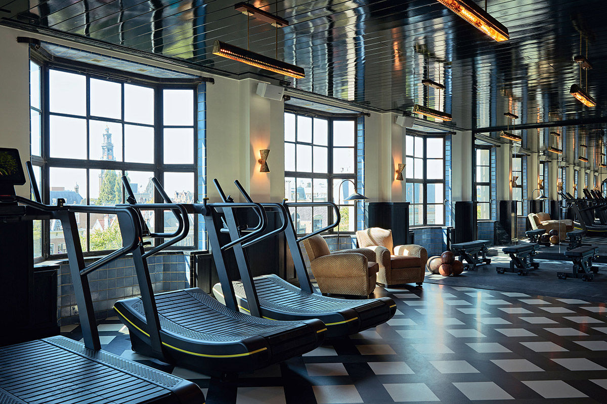 Soho House Amsterdam Gym