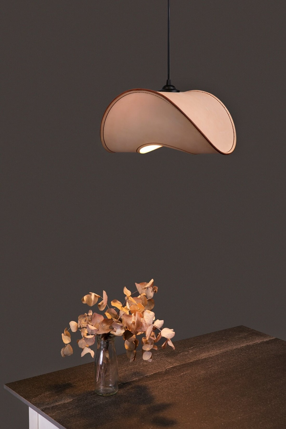 Uniqka Zero Lamp Pendant Natural