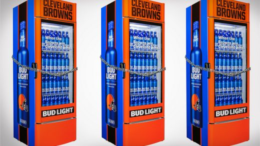 Cleveland Browns Victory Fridge