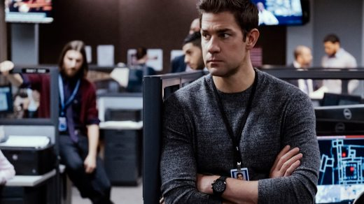 Jack Ryan Wears Hamilton Watches