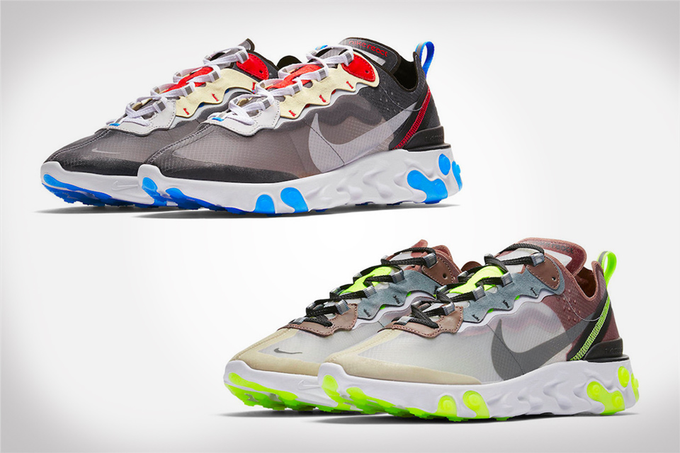 Nike's React Element 87