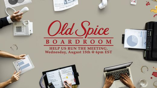 Old Spice Boardroom