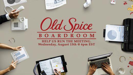 Old Spice Boardroom