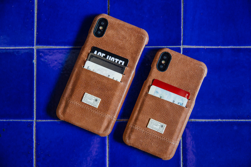 HEX iPhone Xs Shield Wallet Case