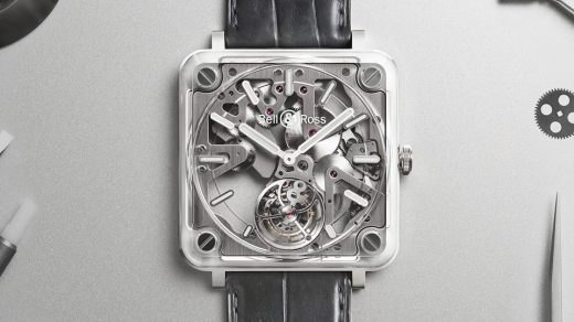 Bell & Ross BR-X2 Skeleton Tourbillion Micro-Motor