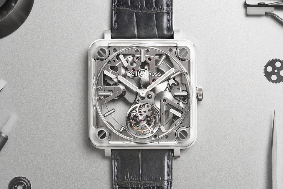 Bell & Ross BR-X2 Skeleton Tourbillion Micro-Rotor Watch