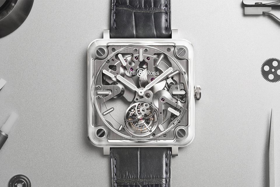 Bell & Ross BR-X2 Skeleton Tourbillion Micro-Rotor Watch