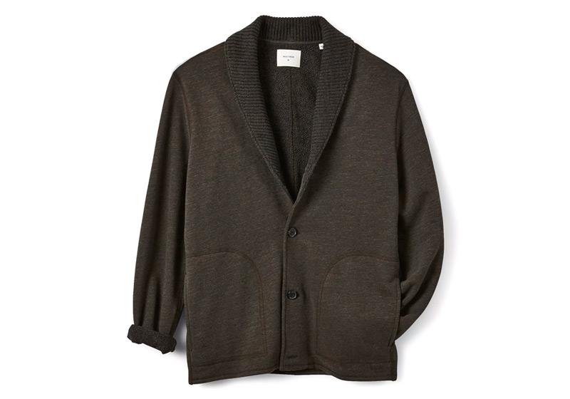 Billy Reid Mouline Cardigan Sweater