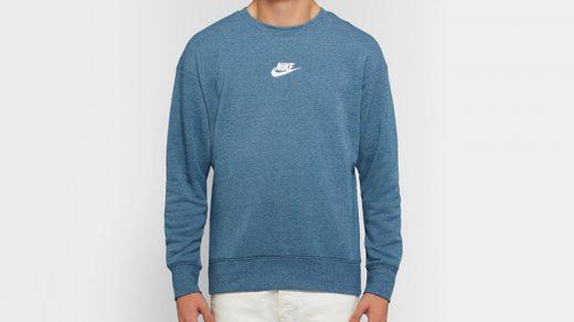 Nike Sportswear Heritage Jersey Sweatshirt