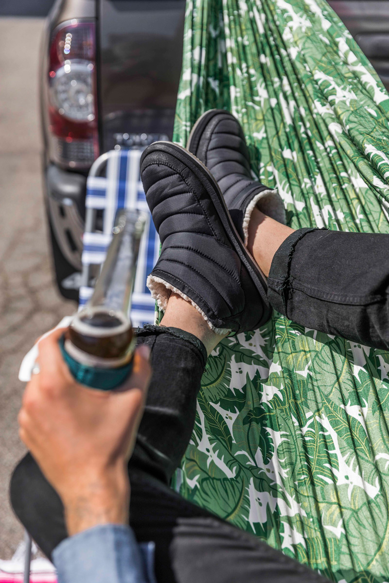 Puff N Chill Boots by Sanuk