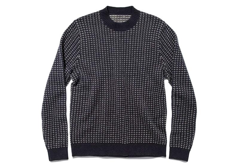 Taylor Stitch The Rangeley Sweater