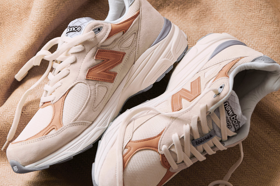 Todd Snyder x New Balance Pale Ale NB 990