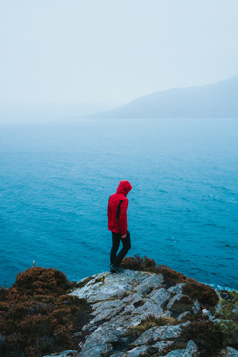Get inspired by going outside and exploring