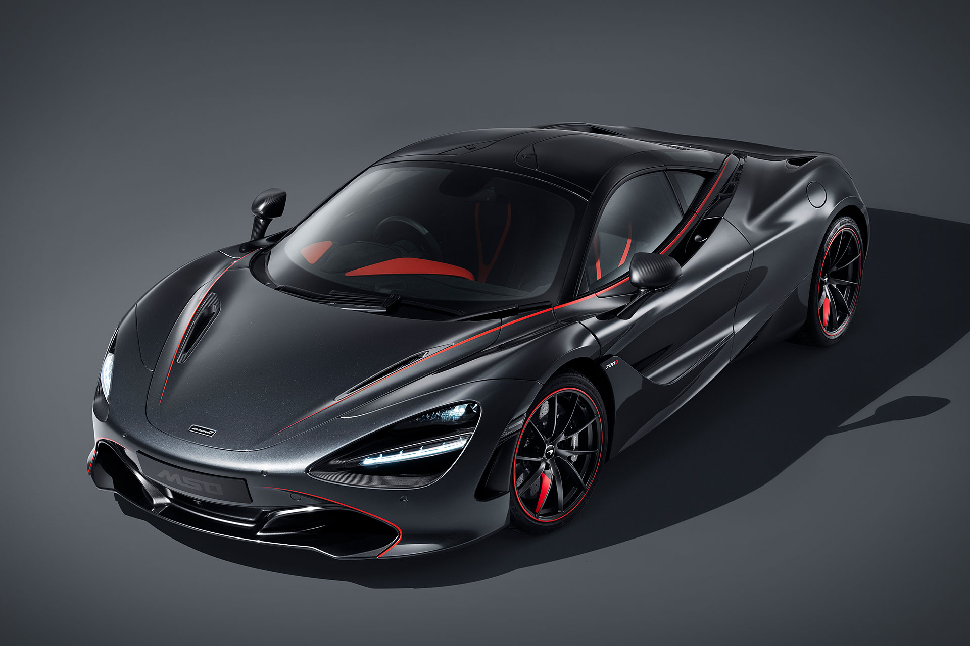McLaren MSO 720s Stealth Coupe