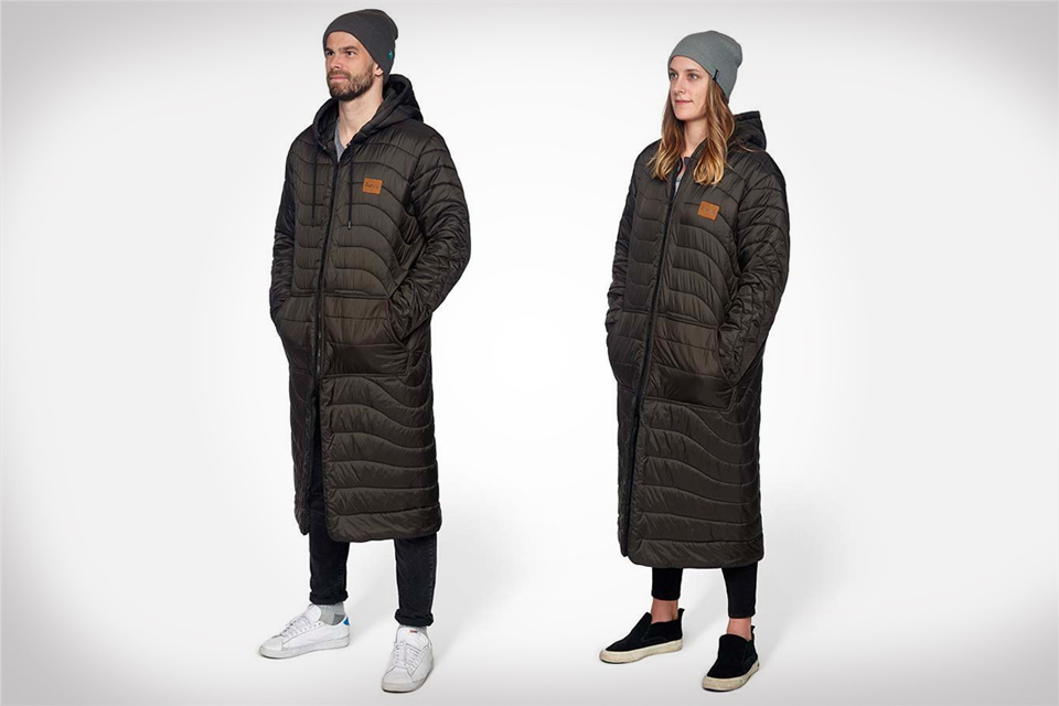 The Chillmono is a Blanket You Wear