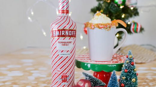 Smirnoff Peppermint Twist Recipes