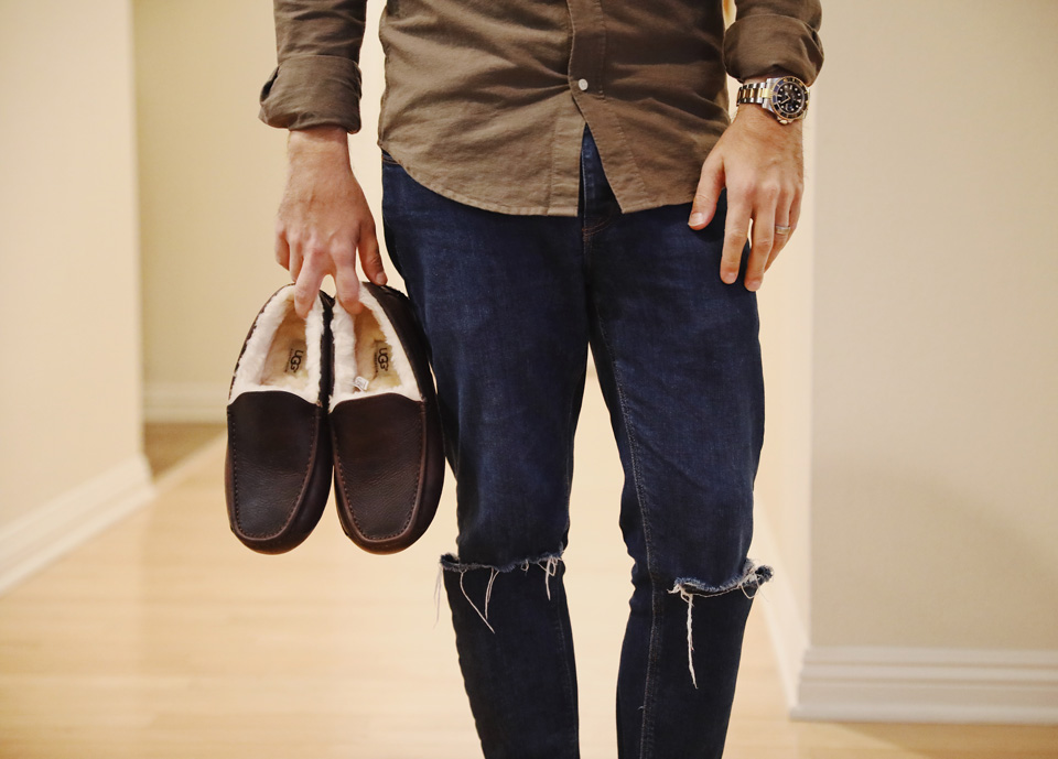 The Perfect Slippers for Colder Months | Joe's Daily