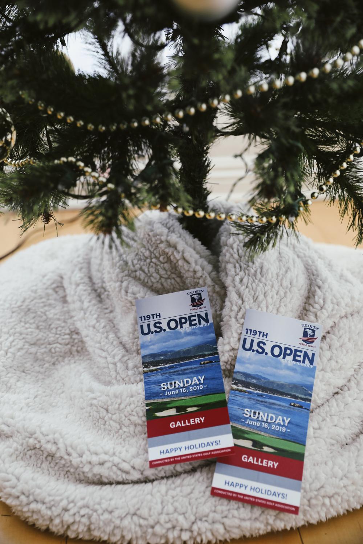 U.S. Open Tickets