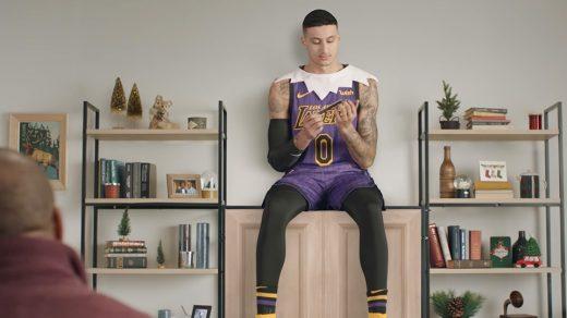 NBA on the shelf