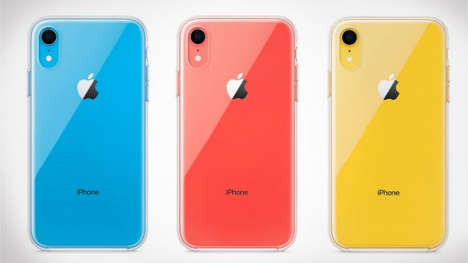 Clear cases for the iPhone XR