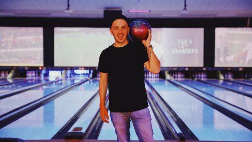 Bowling at Bowlero, Torrance