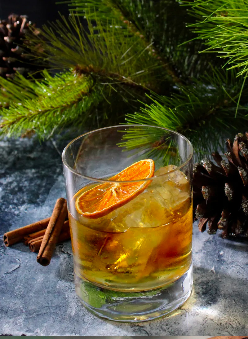 Cocktail Courier - Holiday Old Fashioned