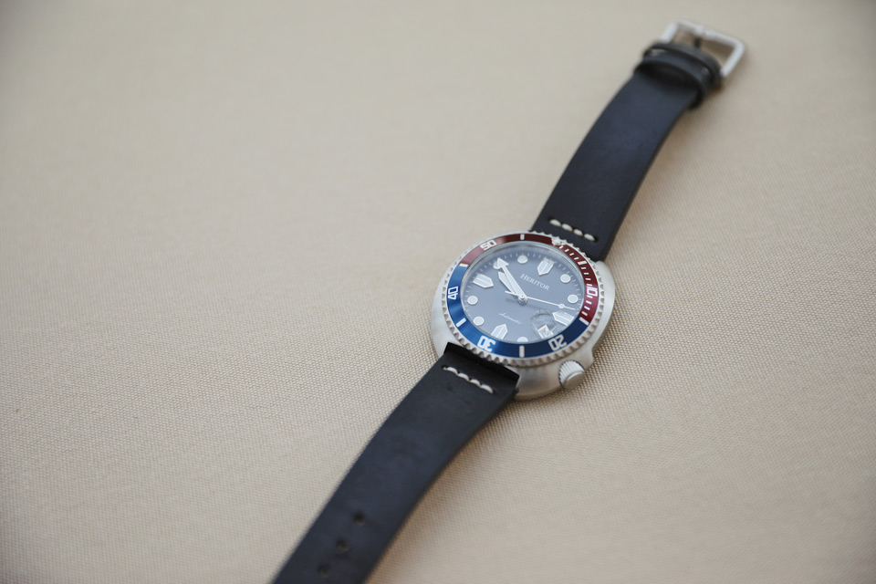 Heritor Watch Unboxing