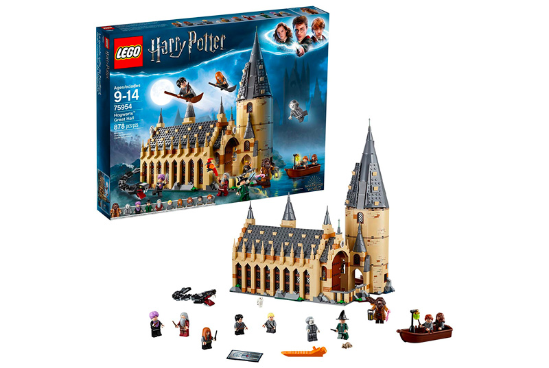 LEGO Harry Potter Great Hall Building Kit