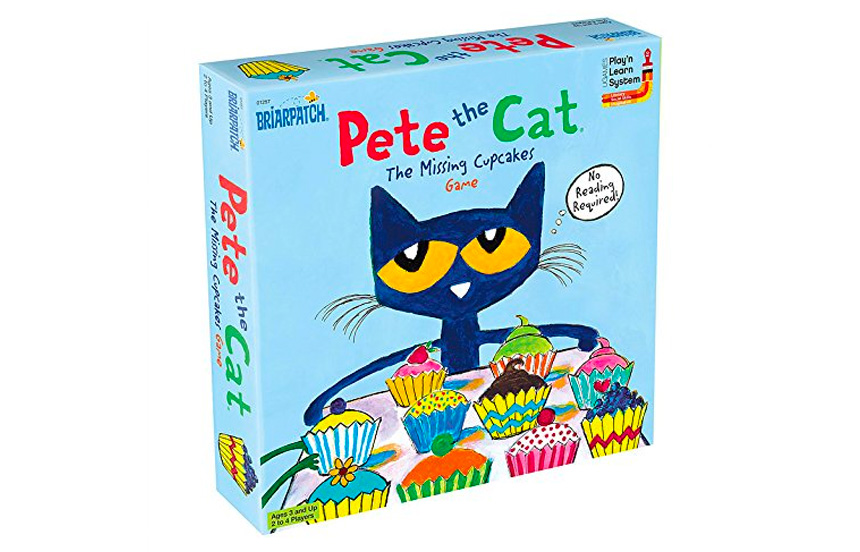Pete the Cat - The Missing Cupcakes Game