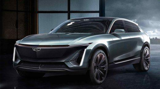 Cadillac EV Crossover