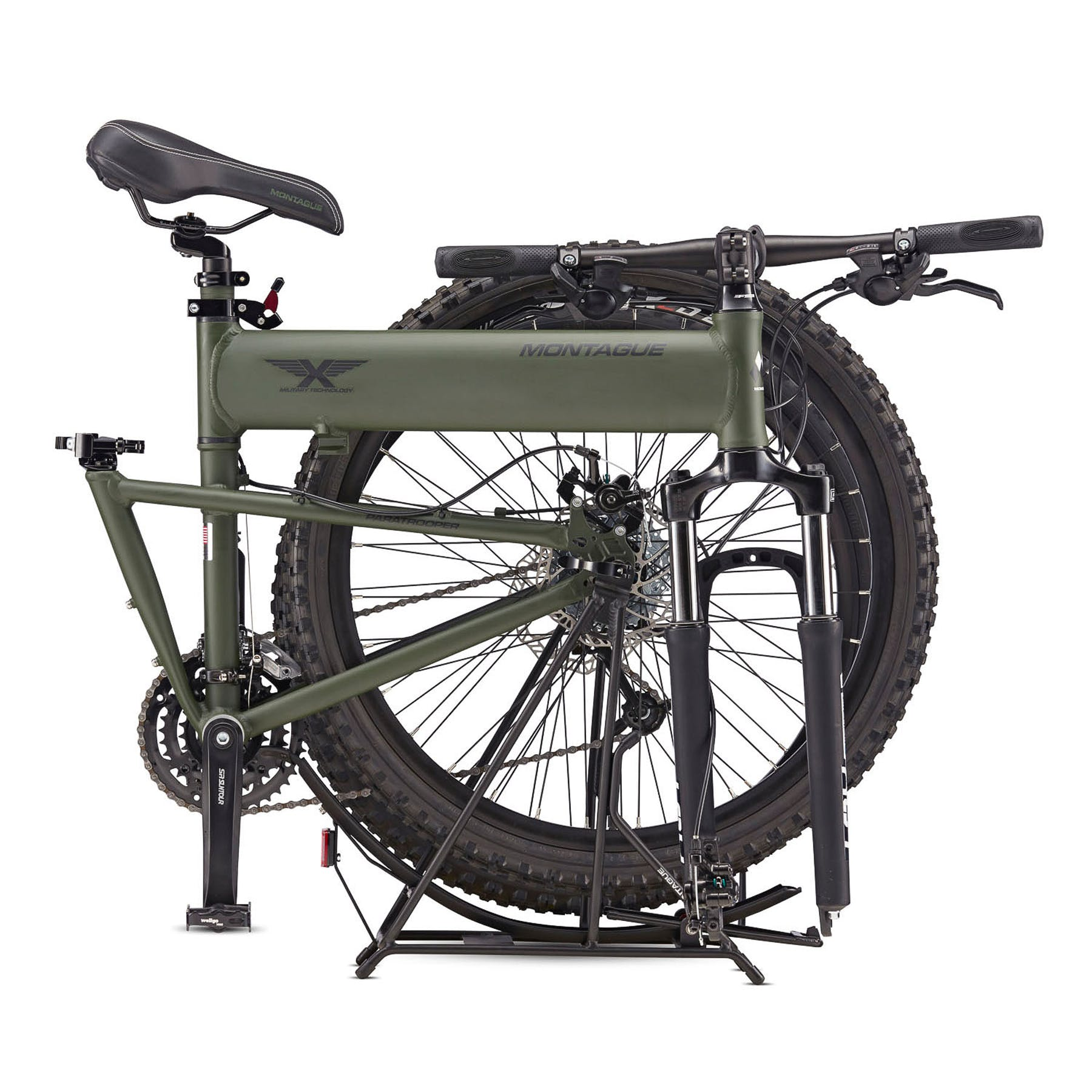 Foldable bikes that are great for storage