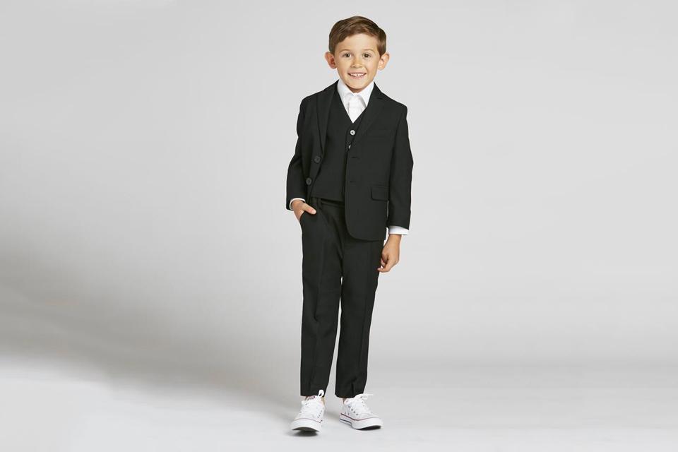Groomsman tuxedo for kids