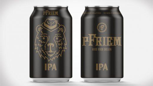 pFriem IPA Beer in 12oz Cans