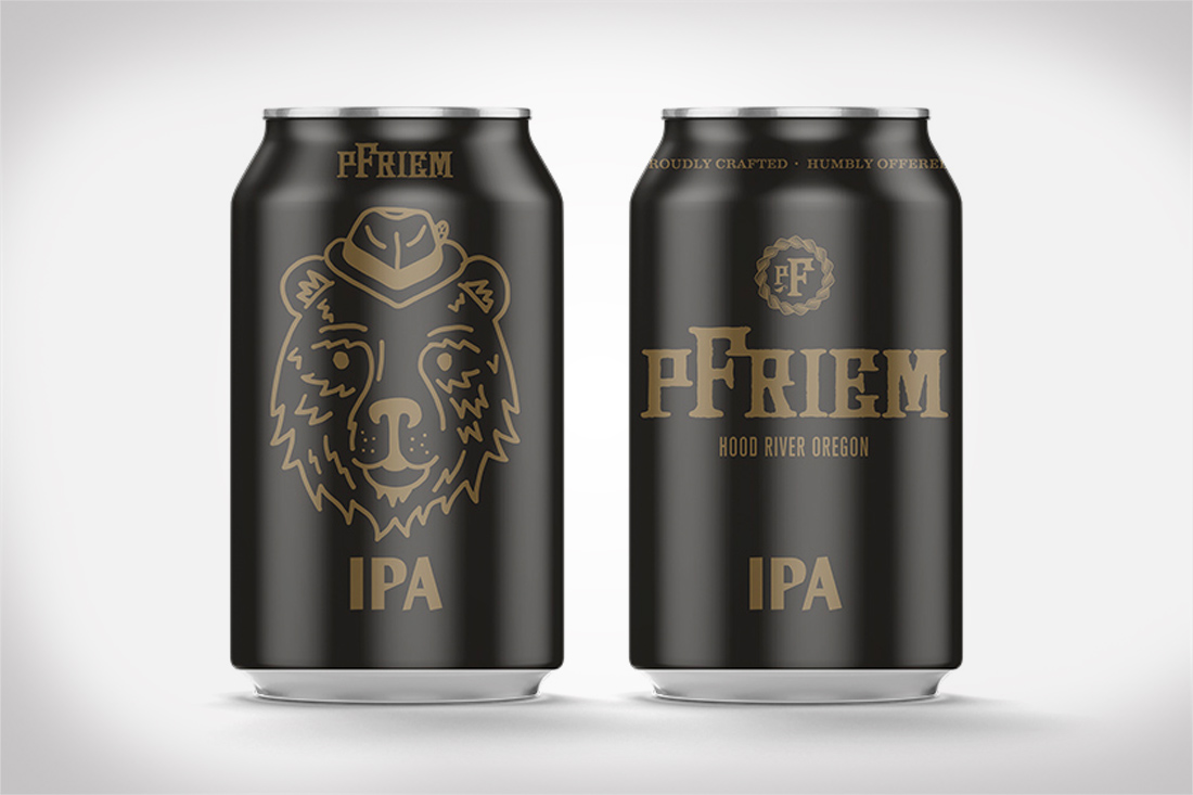 pFriem IPA Beer in 12oz Cans
