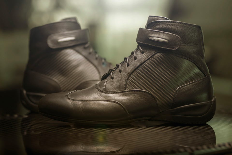 Luxury Supercar Maker Pagani Partners with Piloti on New Driving Boot