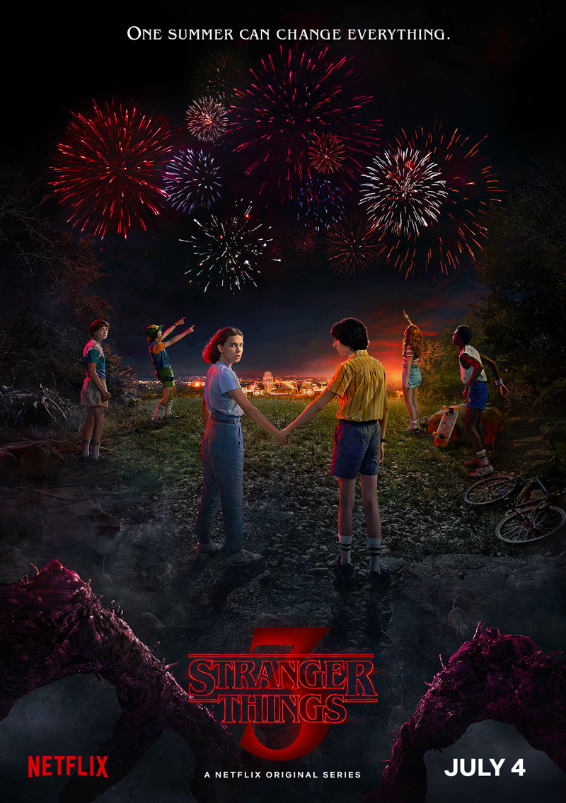 Stranger Things: Season 3 Poster