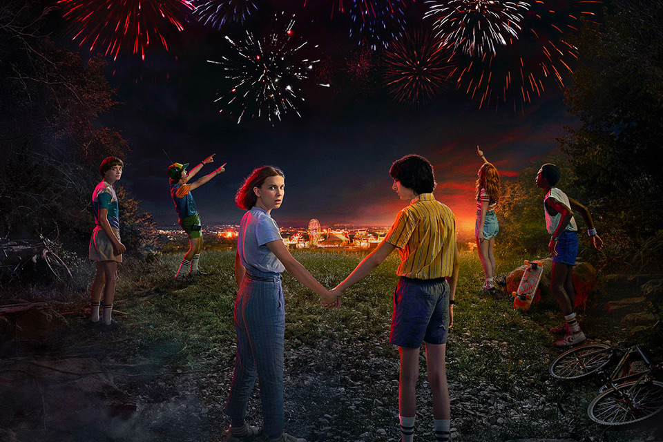 Stranger Things: Season 3 date announcement
