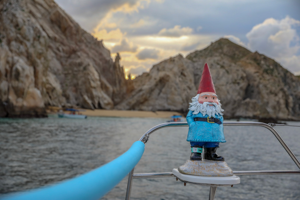 Travelocity Gnomads in Los Cabos