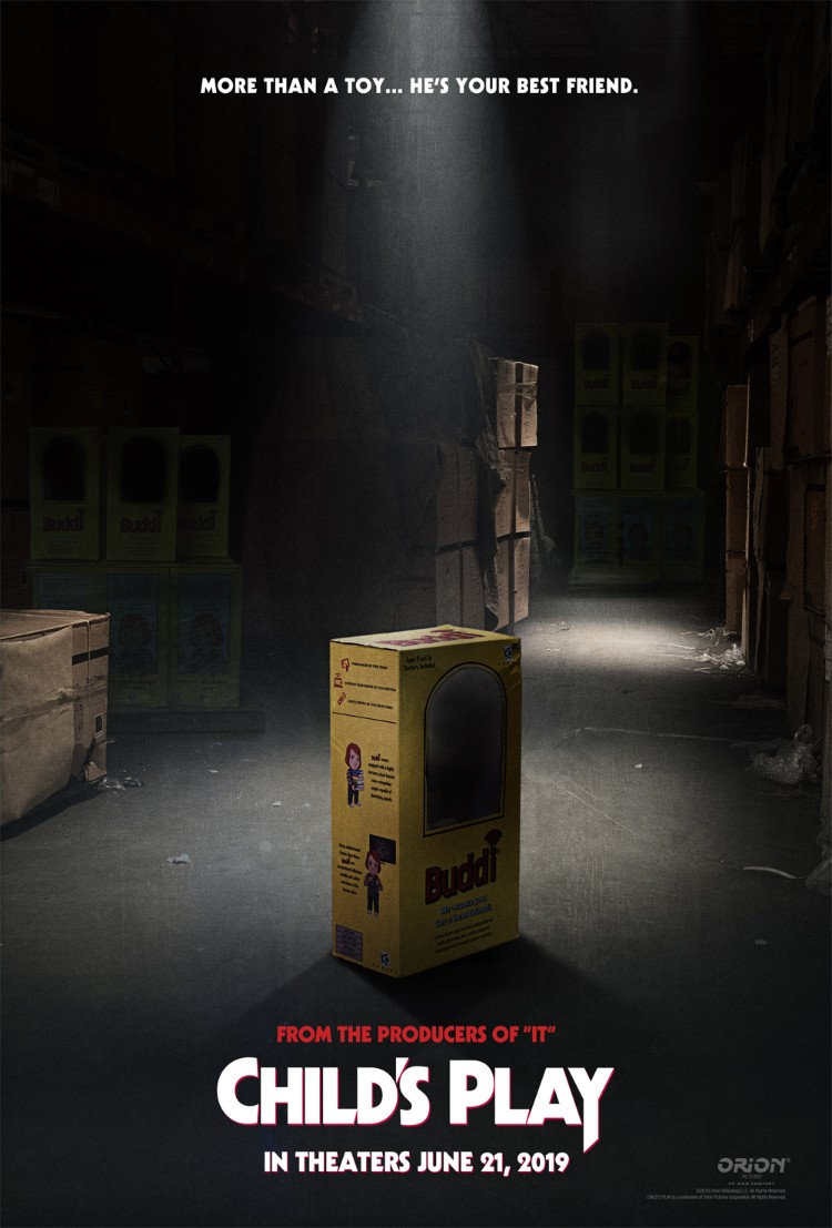 Child's Play 2019 movie poster