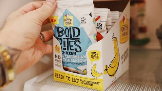 Foster Farms Bold Bites Five Flavors