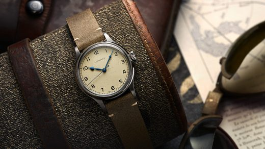 Longlines Heritage Military watch
